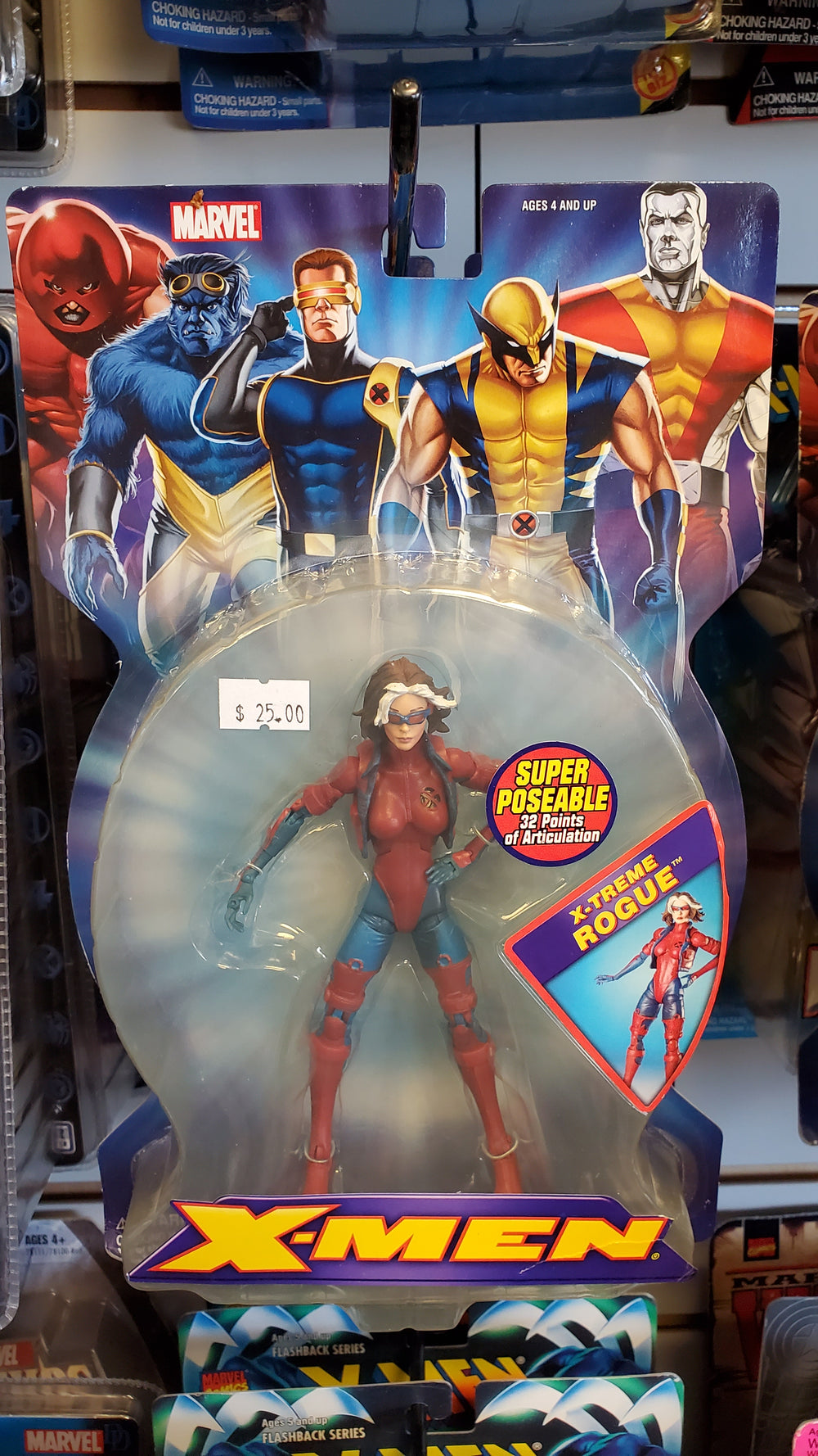 X-Men Classics Rogue Variant - Marvel Legends