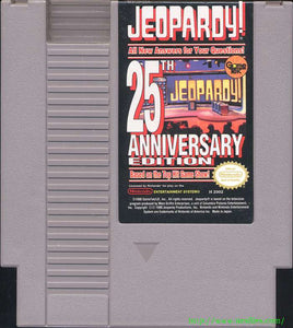 NES - Jeopardy 25th Anniversary Edition
