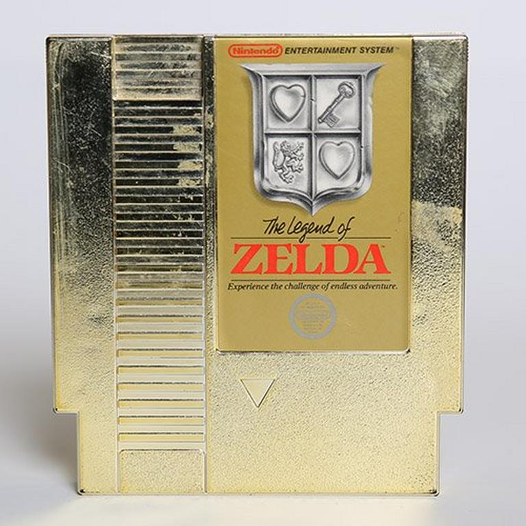 NES - The Legend of Zelda