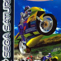 Saturn - Manx TT Superbike
