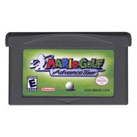 GBA - Mario Golf: Advance Tour