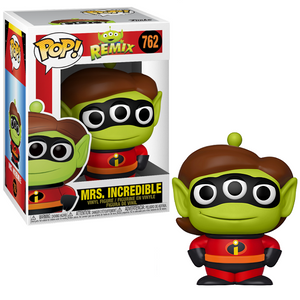 Funko POP! Alien Remix - Mrs.Incredible #762