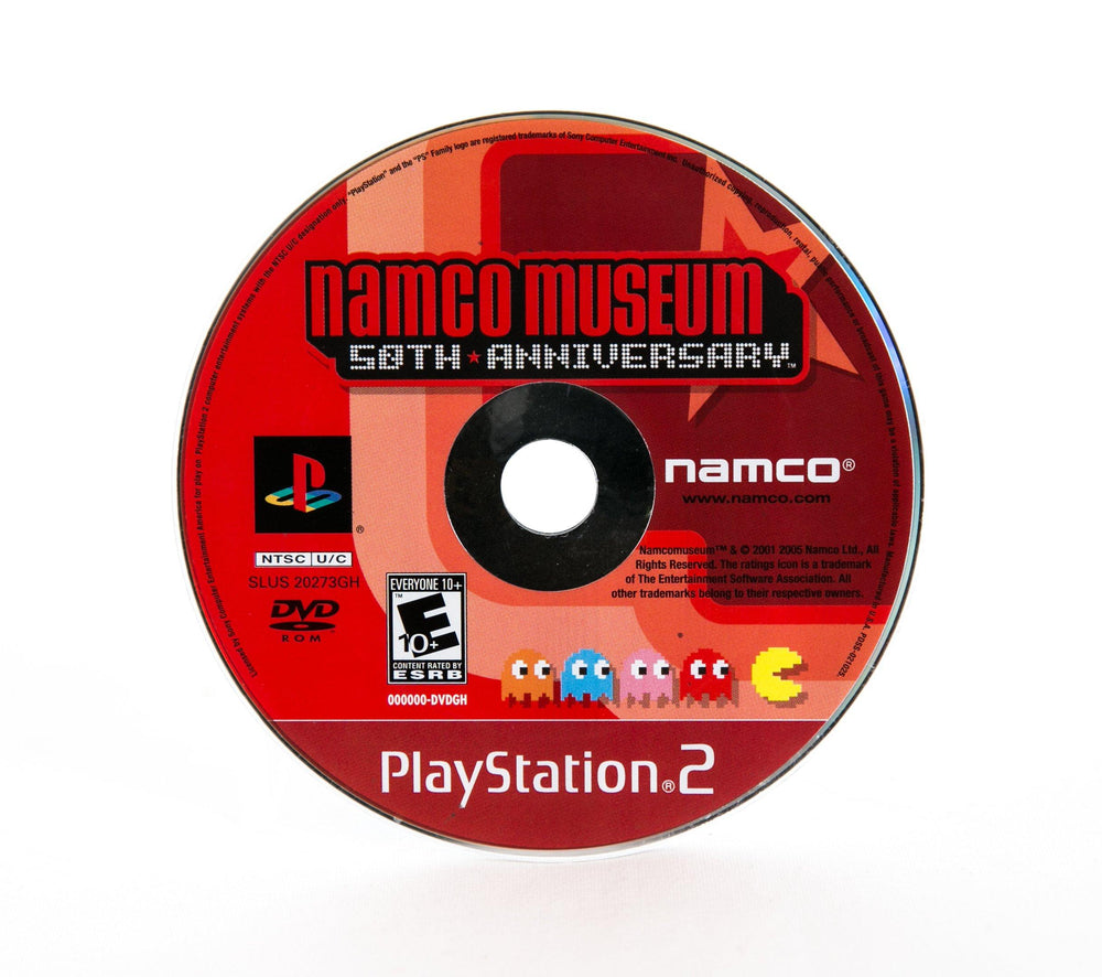Playstation 2 - Namco Museum 50th Anniversary