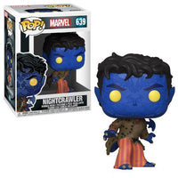 Funko POP! Nightcrawler (X-Men 20th) #639