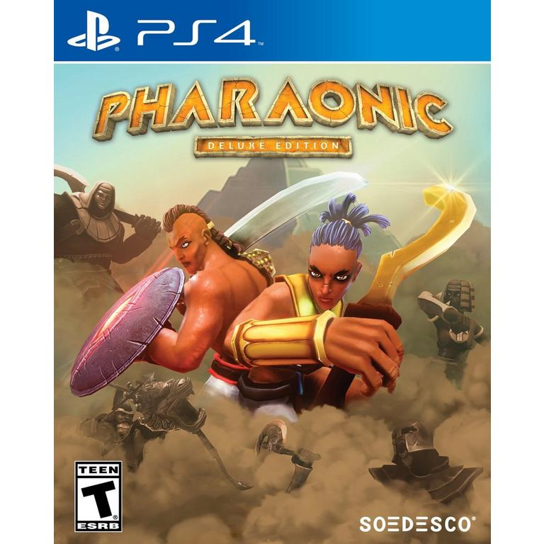 PS4 - Pharaonic Deluxe Edition