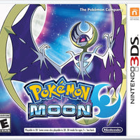 3DS - Pokemon Moon