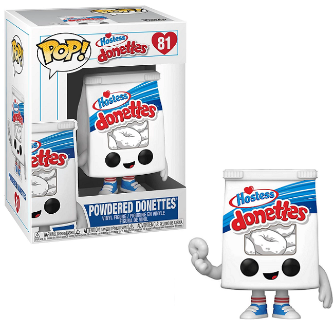 Funko POP! Powdered Donnettes #81