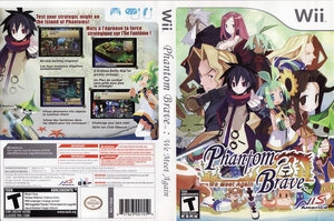 Wii - Phantom Brave We Meet Again