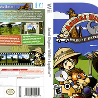 Wii - Animal Kingdom Wildlife Expedition