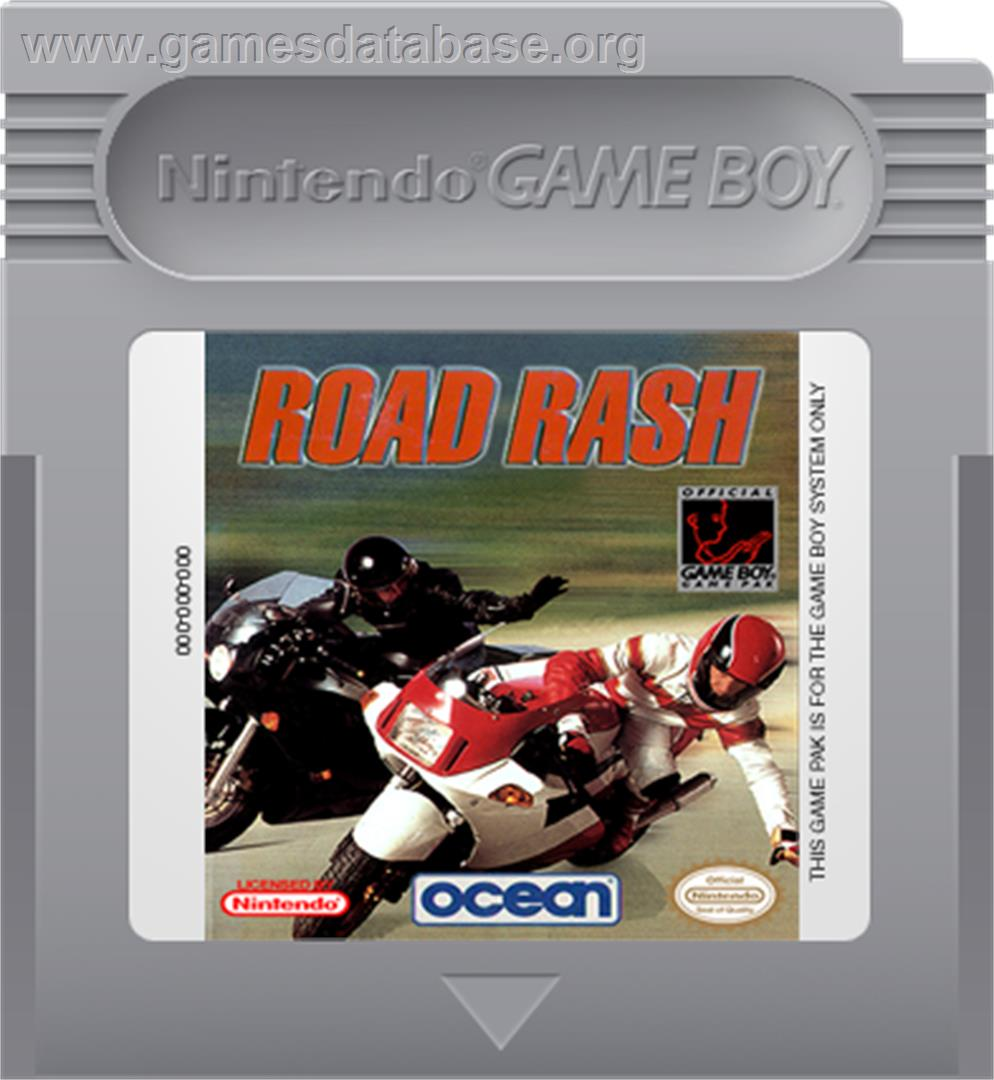 GB - Road Rash