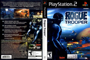 Playstation 2 - Rogue Trooper