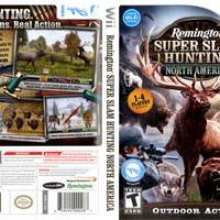 Wii - Remington Super Slam Hunting North America