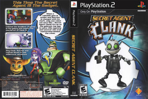 Playstation 2 - Secret Agent Clank