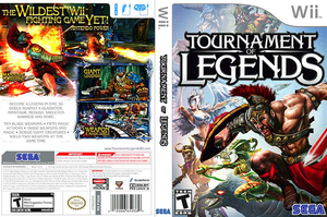 Wii - Tournament of Legends