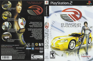 Playstation 2 - R: Racing Evolution