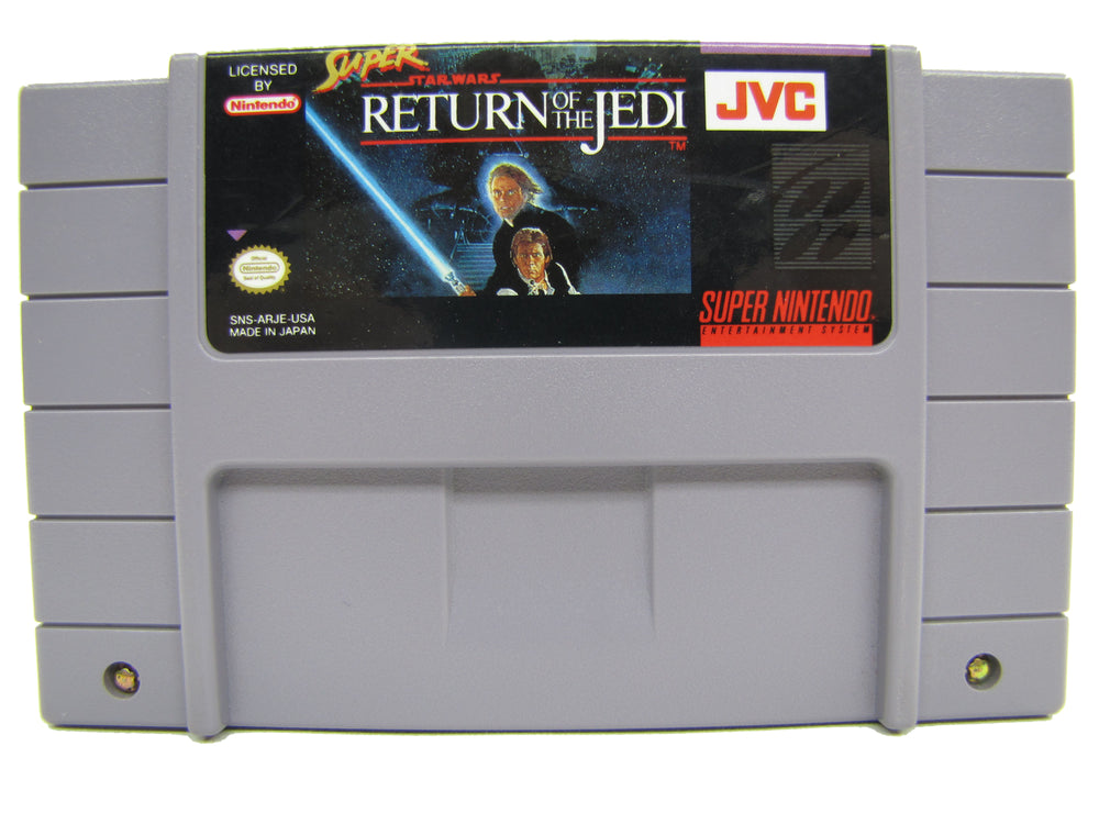 SNES - Super Star Wars: Return of the Jedi