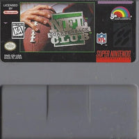 SNES - NFL Quarterback Club