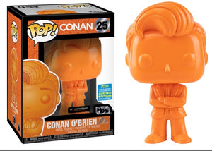 Funko POP! Conan O'Brien (25th Anniversary)