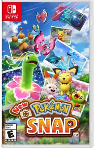 SWITCH - New Pokémon Snap