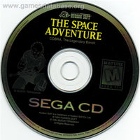 Sega CD - The Space Adventure