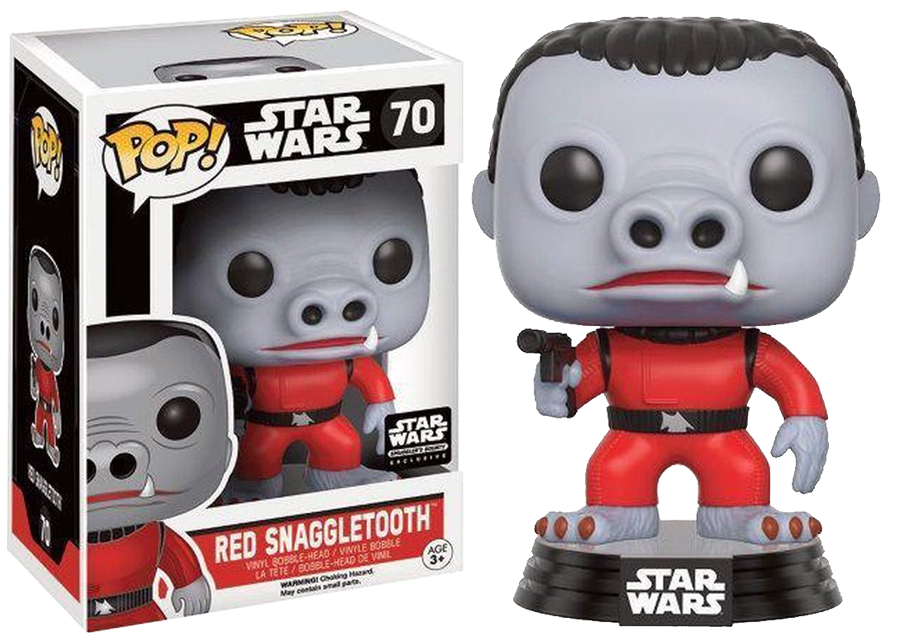 Funko POP! Red Snaggletooth #70