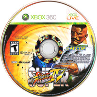 Xbox 360 - Super Street Fighter IV