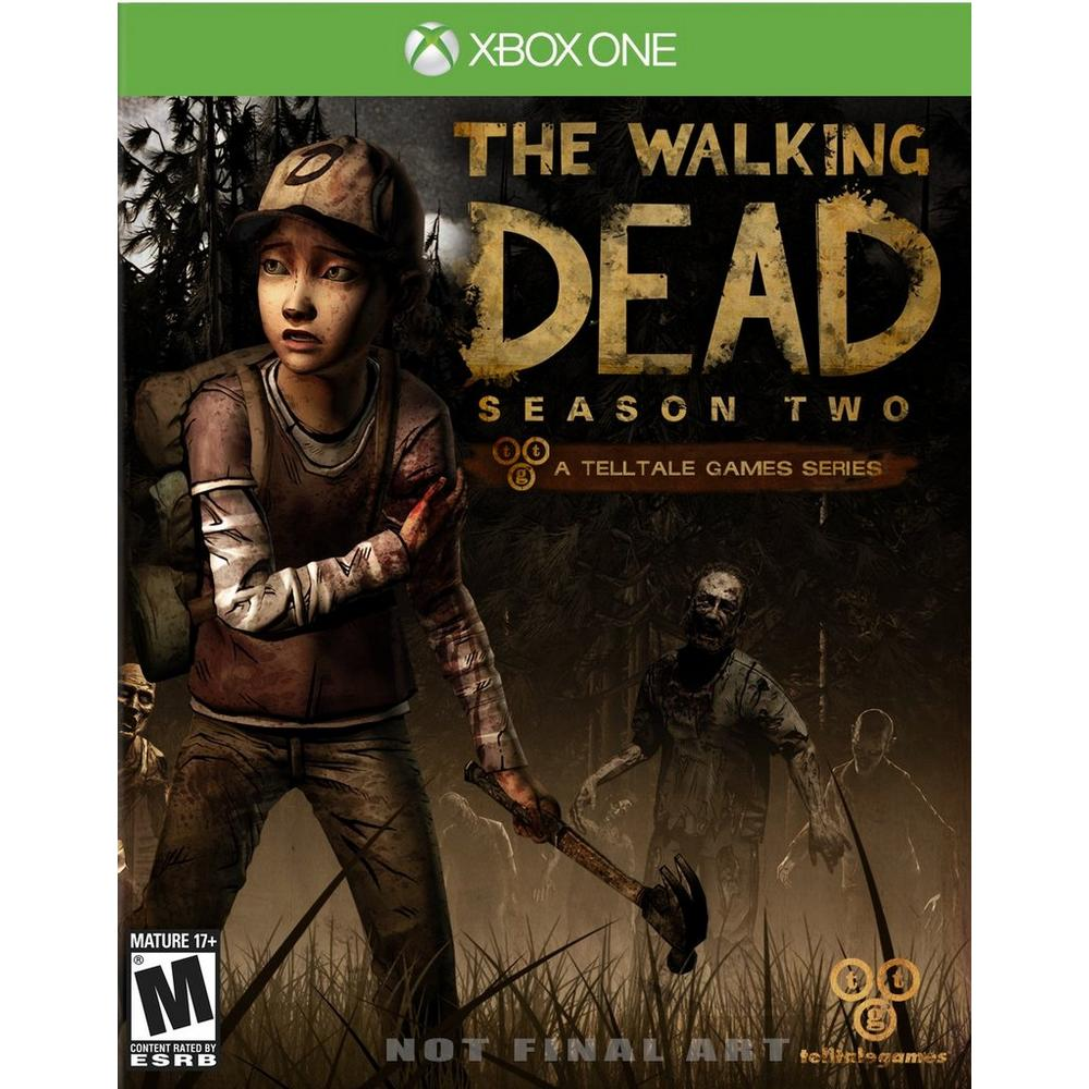 XB1 - The Walking Dead Season Two