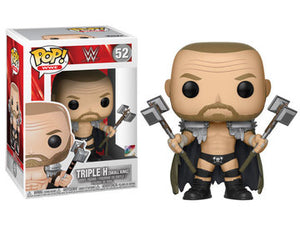 Funko POP! Triple H (Skull King) #52