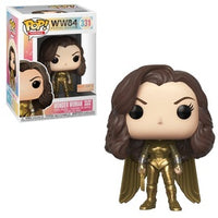 Funko POP! Wonder Woman Golden Armor #331