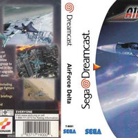 Dreamcast - Air Force Delta