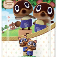 Amiibo - Timmy & Tommy Animal Crossing