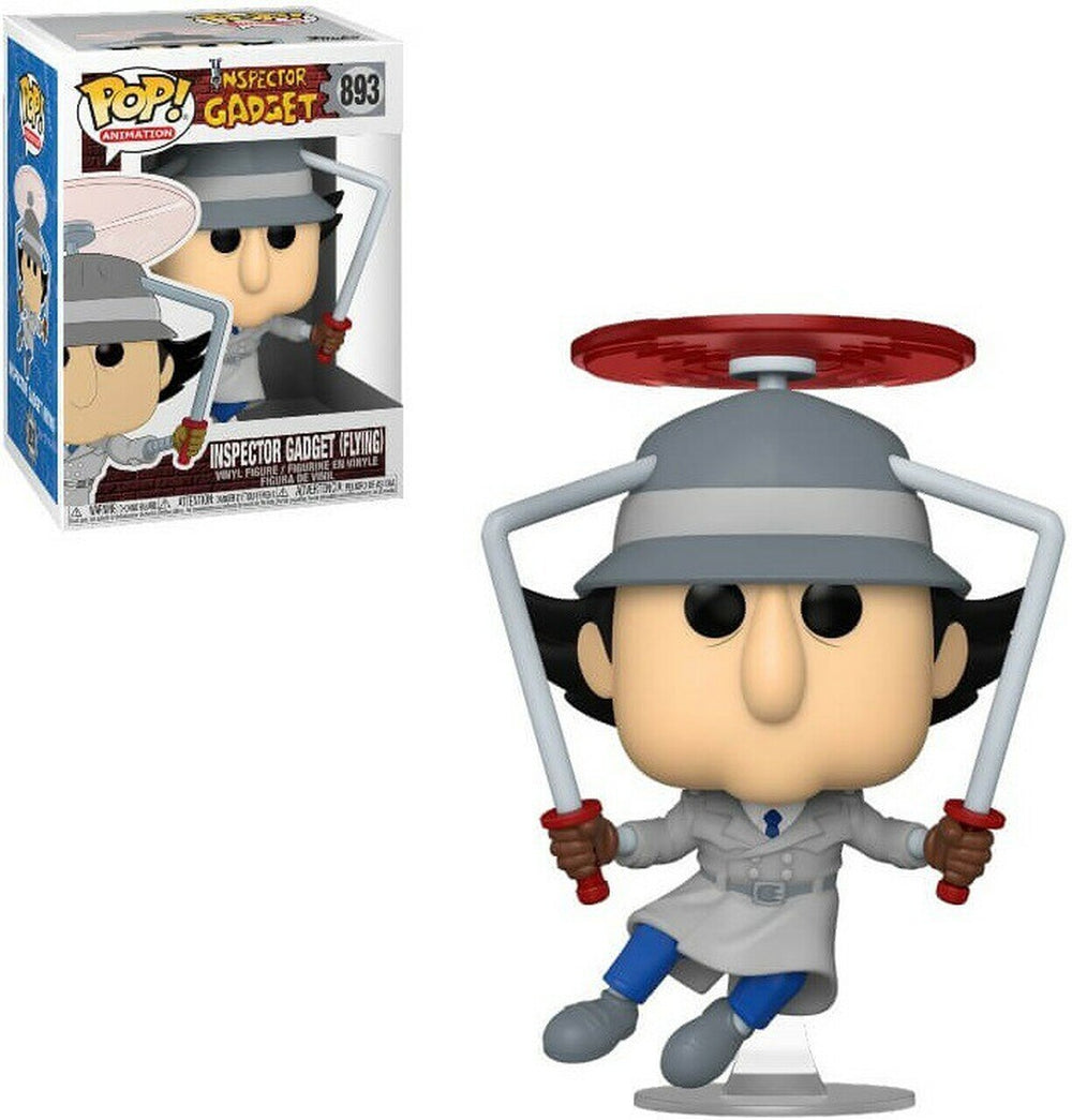Funko POP! Inspector Gadget (Flying) #893