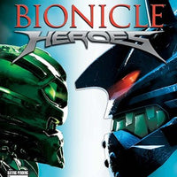 Playstation 2 - Bionicle Heroes