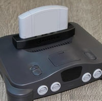 Universal Cartridge Adapter For N64 - Plays IMPORT games