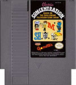 NES - Classic Concentration