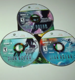 Xbox 360 - Star Ocean: The Last Hope