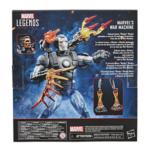 Marvel Legends Deluxe War Machine 6-Inch