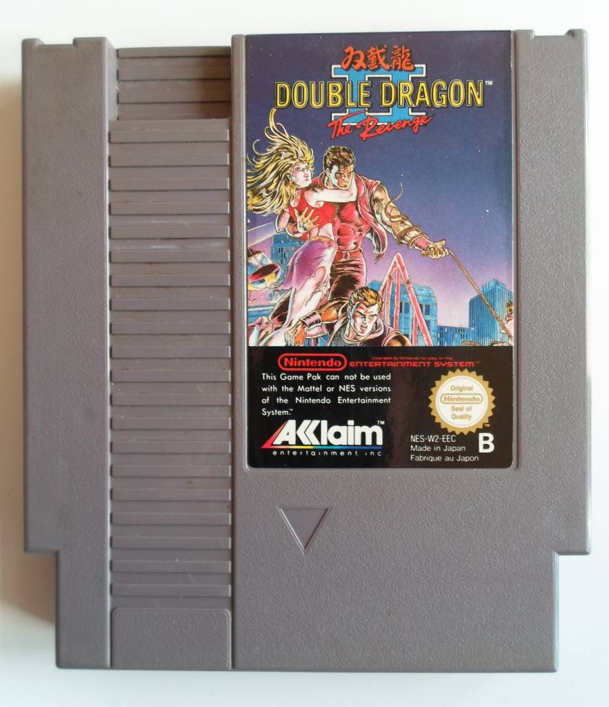 NES - Double Dragon 2