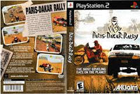Playstation 2 - Paris Dakar Rally