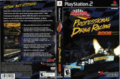 Playstation 2 - IHRA Professional Drag Racing