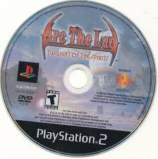 Playstation 2 - Arc the Lad: Twilight of the Spirits