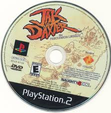 Playstation 2 - Jak and Daxter The Precursor Legacy