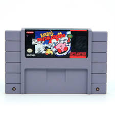 SNES - Kirby's Dream Course