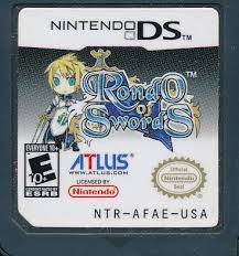 DS - Rondo Of Swords