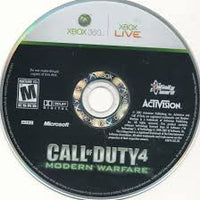 Xbox 360 - Call of Duty 4: Modern Warfare