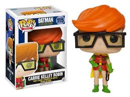 Funko POP! Carrie Kelley Robin #115