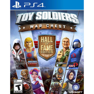 PS4 - Toy Soldiers War Chest Hall of Fame Edition