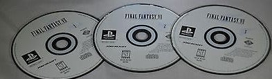 PLAYSTATION - Final Fantasy VII
