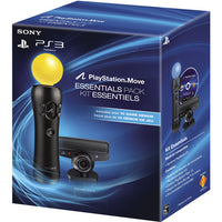 PS3 - Playstation Move Essentials Pack