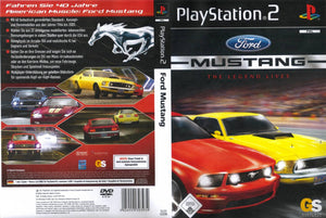 Playstation 2 - Ford Mustang The Legend Lives